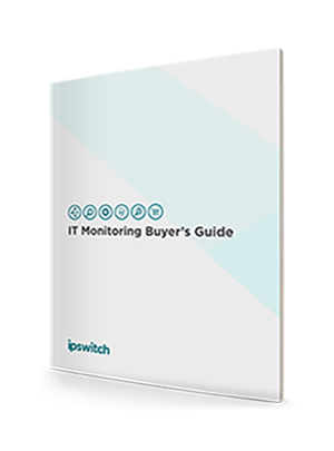 Ipswitch WhatsUp Gold IT and Network Monitoring Buyers Guide