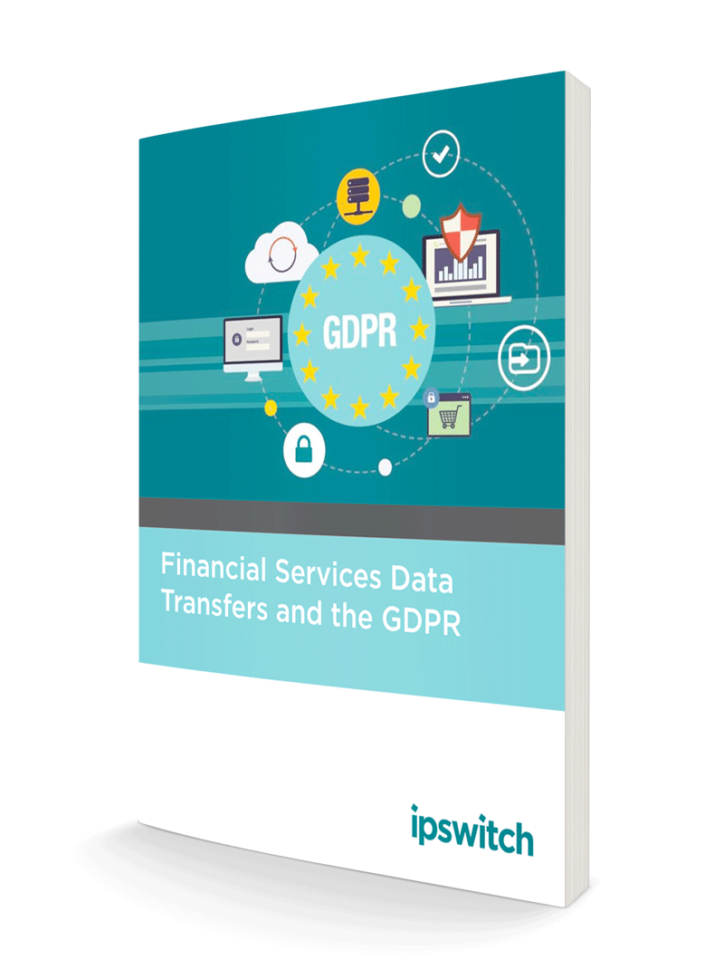 Ipswitch Financial Services Data Transfer and the GDPR