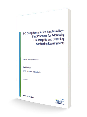 Achieving PCI-DSS in just Ten Minutes a Day
