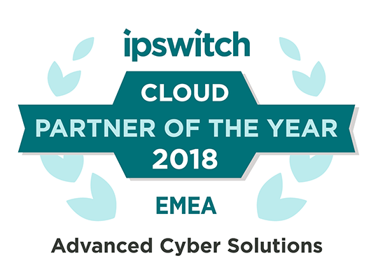 Ipswitch Cloud Partner of the Year