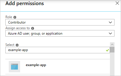 WhatsUp Gold Azure Create a Subscription Permission 2
